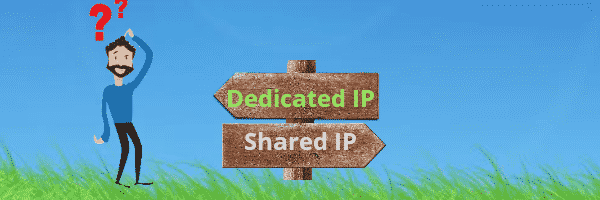 Dedicated IP vs Shared IP {Understanding the Difference}